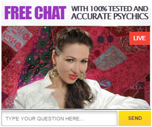 Free Chat with 100% Tested and Accurate Psychics